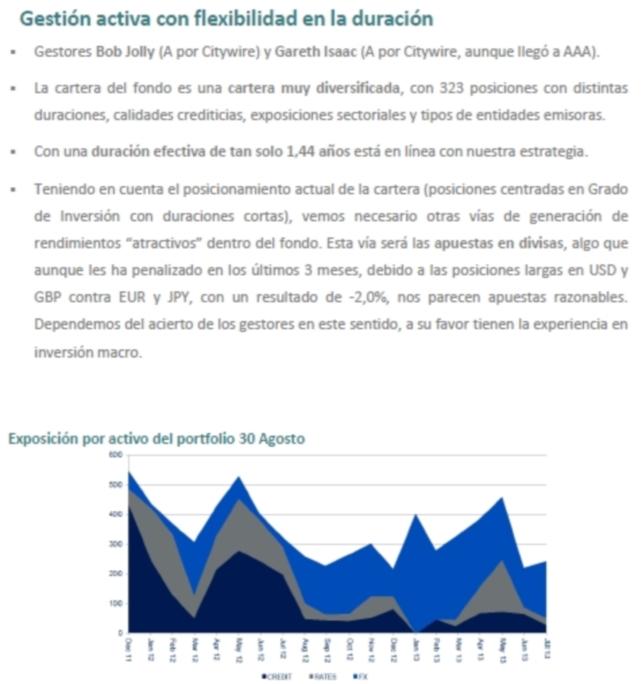 Fondo de Renta Fija Global: Schroder Strategic Bond